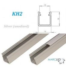 LED aluminium profile KH2