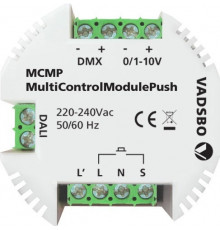 MCMP Multi Control Module Push 0/1-10V DALI DMX