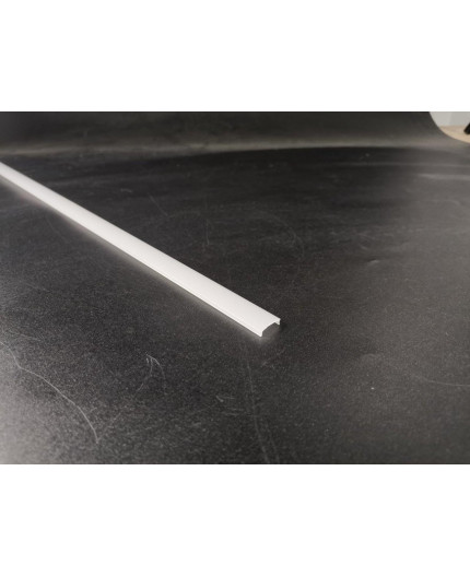 DW1, DW2 2m / 2000m extra diffuser / cover for LED profile