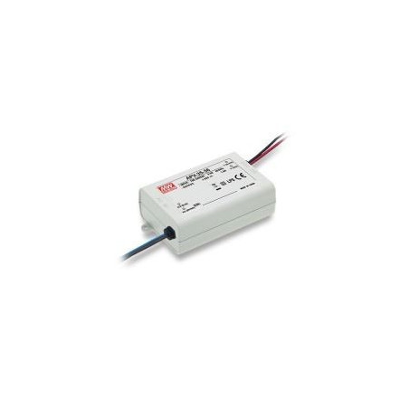 15W 12Vdc Single Output LED Driver, Mean Well, APV-16-12