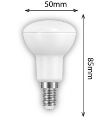 6w R50 E14 430lm Reflector LED Lamps