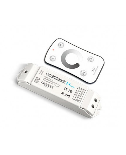 Single zone One colour LED strips Controller With RF Receiver Ltech, M1+M4-5A