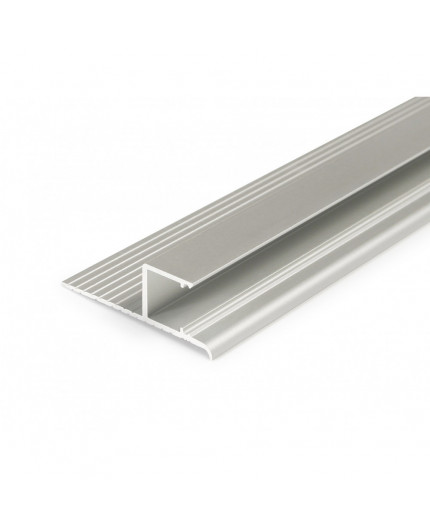 3m Plater-in LED profile DWT1 for ceiling and drywall, set with opal cover