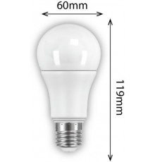 9w GSL E27 806lm 2700K LED Lamp, Non-dimmable