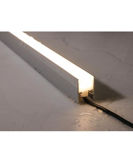 IP67 LED Inground linear light, 10W/m, 0.5m
