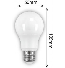 6.3w GSL E27 470lm 2700K LED Lamp, Non-dimmable