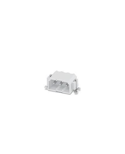 White PCB Terminal Block, Header - PTSM 0,5/ 3-HH0-2,5 SMD W – 1820657