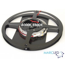 12VDC LED Strip 4000K-4500K SMD5060, 14.4W, 60 LEDs, IP20, 5m  (1000mm)