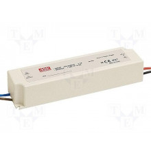 100W 24Vdc LED Driver Single Output, Mean Well, LPV-100-24