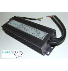 200W, ELED-200-12T, Mains to 12Vdc Triac dimmable LED driver, IP66