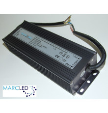 200W, ELED-200-24T, Mains to 24Vdc Triac dimmable LED driver, IP66