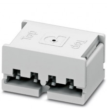 Printed-circuit board connector - PTF 0,3/ 4-BB-10-H - 1707563 PCB (10mm  PCB)