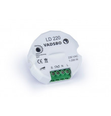 1-200W Universal Dimmer LD220, Trailing Edge, Vadsbo