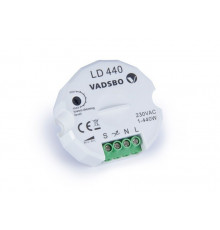 1-440W Universal Dimmer LD440, Trailing Edge, Vadsbo