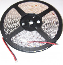 2 x 5m (10m), 12VDC LED Flexible Strip warm white 2700K SMD5050, IP20