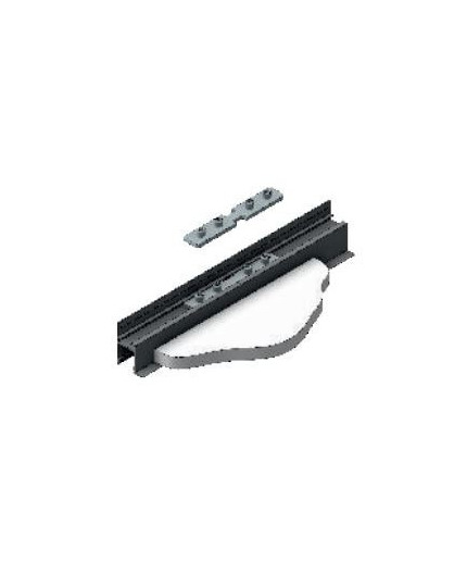 C1 connection bracket /connector 180 degree, straight, for LED profile
