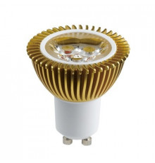 5W AC200-240V LED Lamp GU10 warm white dimmable
