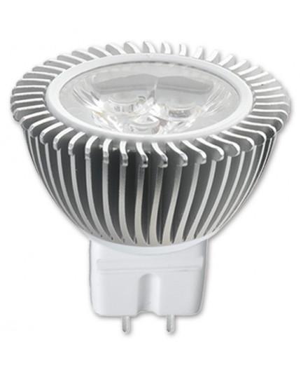 5W GU5.3 MR16 12V LED Spot Lamp, Spotlight, Warm White, Non ...