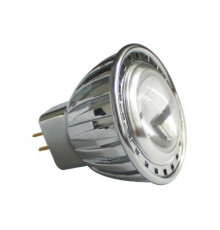 2W MR11 GU4 12V LED Spot Lamp, Cree, Warm White, non-dimmable