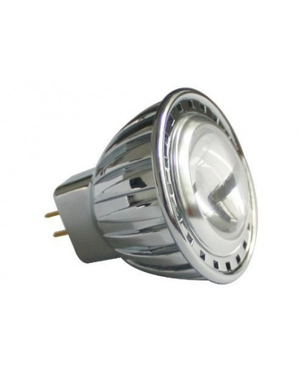 2w mr11 gu4 12v led spot lamp cree warm white non. Black Bedroom Furniture Sets. Home Design Ideas