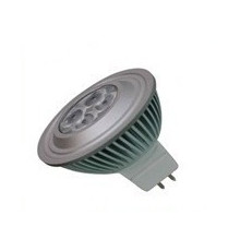 6W GU5.3 MR16 12V LED Spot Lamp, Spotlight, Cree, Warm White, Non-dimmable