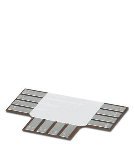 T-Connector 8mm Phoenix Contact, PCB - PTF 0,3/ 4-FLEX-T-8