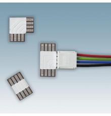 Phoenix Contact, PCB - PTF 0,3/ 4-FLEX-T-8 - 1848493. T-Connector 8mm