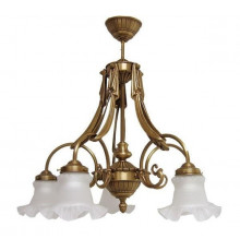 Cast Brass Pendant Light