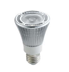 8W E27 240V LED Spot Lamp, Spotlight, Dimmable, Warm White