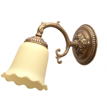 Cast Brass Wall Light 2