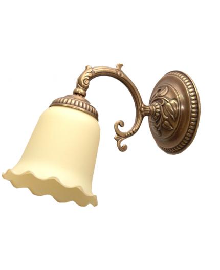 Solid Brass Wall Light 4