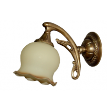 Cast Brass Wall Light 3