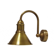 Solid Brass Wall Light 7
