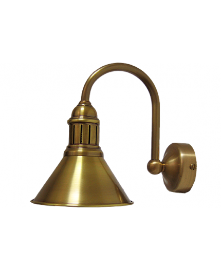 Solid Brass Wall Light 7