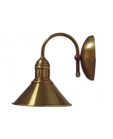 Solid Brass Wall Light 8