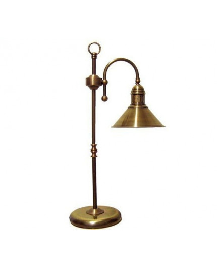Solid Brass Table/Desk Lamp 4