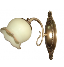 Solid Brass Wall Light 14