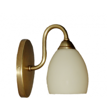 Solid Brass Wall Light 16