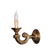 Solid Brass Wall Light 19