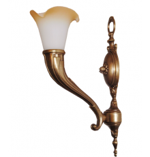 Solid Brass Wall Light 21