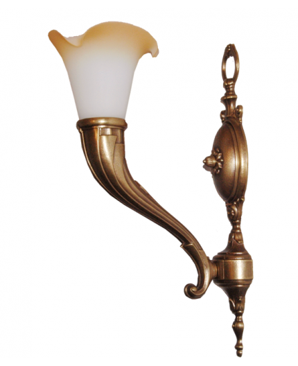 Solid Brass Wall Light 21