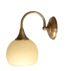 Solid Brass Wall Light 22