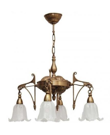 Solid Brass Pendant Light 3