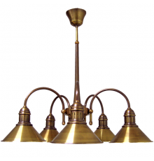 Solid Brass Pendant Light 4