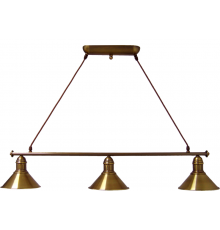 Solid Brass Pendant Light 6