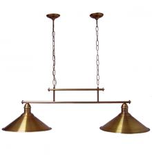 Solid Brass Pendant Light 8
