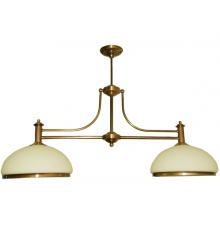 Solid Brass Pendant Light 9