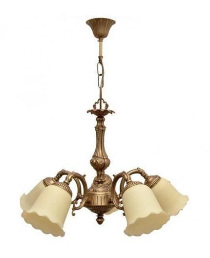 Solid Brass Pendant Light 12