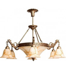 Solid Brass Pendant Light 13