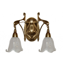 Solid Brass Wall Light 23